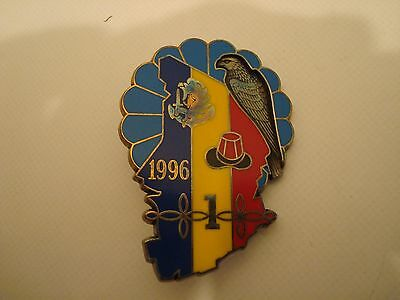 French Marines Airborne  Badge