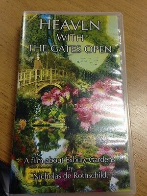 Heaven With The Gates Open Vhs