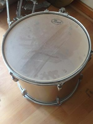 Pearl Export Drum Kit Silver Set Complete