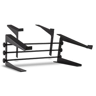 Ibiza Dj Equipment Pa Stage Club Laptop Controller Stand Portable Rack Support
