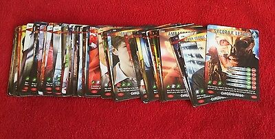 Dr Who Battles In Time Job Lot RARE INCLUDED!