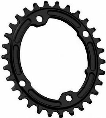 Works Components - M8000 Oval Narrow Wide Chainring 30T, 32T
