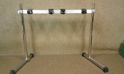 Pearl Icon 'Goalpost' rack with 4 clamps.
