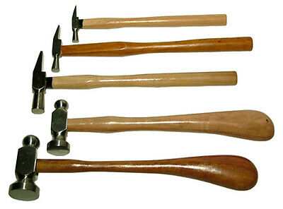 Dagger Tools 5 Piece Chaser Hammer Set