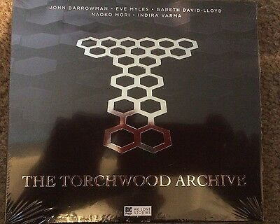The Torchwood Archive - Special Release Big Finish Audio