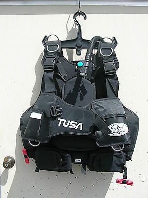 Tusa Imprex Pro Scuba Bc Mint Condition