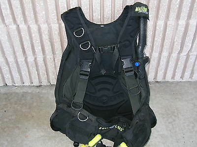Aqualung Malibu Rds Scuba Buoyancy Compensator Medium