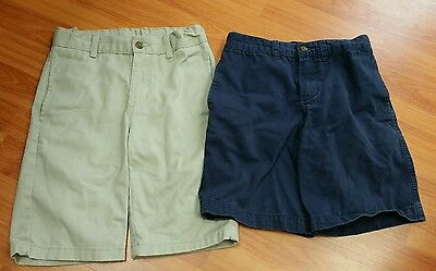Lot of 2 Boys Chaps Shorts Size 8