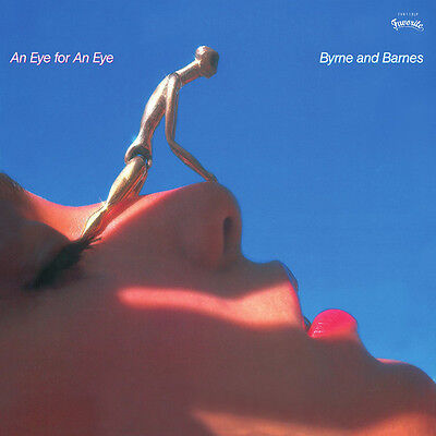 "Byrne And Barnes "" An Eye For An Eye "" New Lp Disco Soul Re-Issue Remastered"