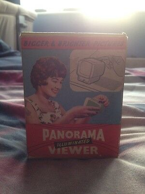 Panorama Viewer, New Old Stock, Collectable Rare