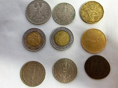 Foreign Coin Lot-SALE PRICE