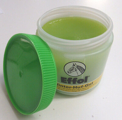 Effol Winter Hoof Gel - Wet / Cold / Mud Hoof Protection For Your Horses Hooves