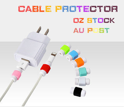 Cable Protector Saver Cover Apple iPhone iPad Usb Headset Charger iPhone7 Plus