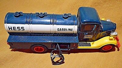 Hess Gasoline Truck Bank- Can Be Used For Parts, Repairs, Or Display-Gaze Here!!