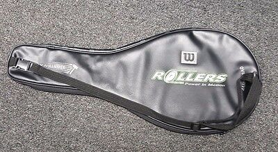 Wilson Rollers Tennis Racquet Cover Hyper Hammer Used Free USA Shipping