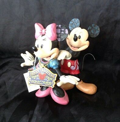 Disney Traditions MICKEY And MINNIE - ORNAMENT-4046042