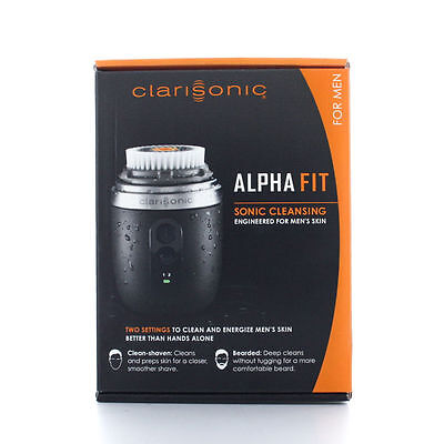 Clarisonic Alpha Fit Men's Skin sonic Cleansing System