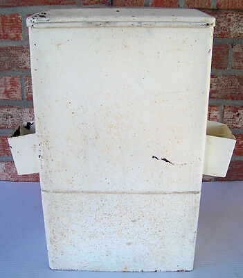 Service Station Gas Pump Island ATLAS Paper Towel Dispenser Box Holder Vintage