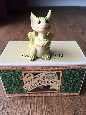 Oh Goody!  Pocket Dragon by Real Musgrave, with box - 1993