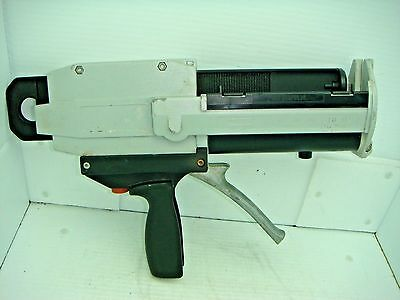 Sulzer MixPac Type DM200-10 Epoxy Adhesive Dispenser Gun Swiss Made