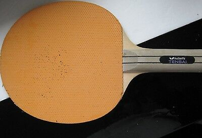 Vintage Butterfly Tensai Table Tennis Blade Paddle Ping Pong