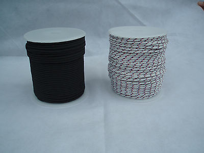 3 mm Mousing line Polyester guide rope cord 100 meters, very stiff