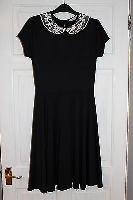 Peter Pan collar dress 10