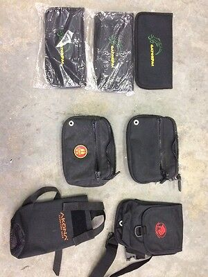Technical Diving Pouches