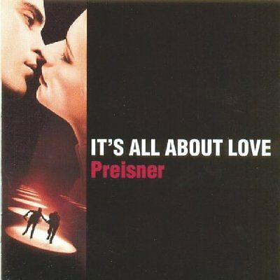 Zbigniew Preisner - Its All About Love [CD]