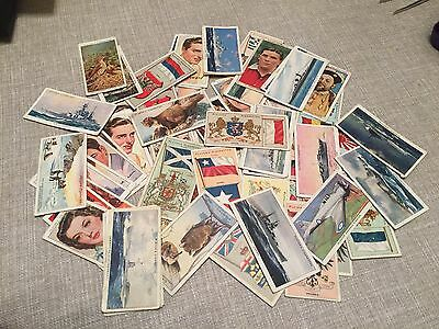 PLAYERS 50g of MIXED LOOSE CARDS ALL PLAYERS LOT 5