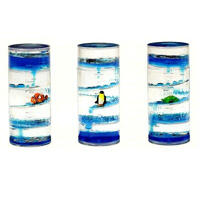 (1) Animal Spiral Drip Bubble Timers Stress Relief