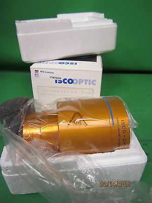 "ISCO OPTIC Ultra Star HD 95mm  3.74 '"" Cine Projection Lens NEW In Box 35/70mm"