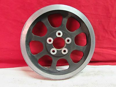 "Harley Davidson Softail/ Dyna 70 Tooth Pulley For 1 1/8"" Belt, Used"