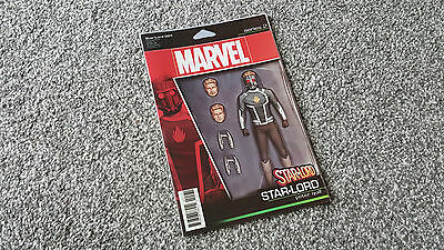 STAR-LORD Vol.2 #1 ACTION FIGURE VARIANT (2017) MARVEL NOW!