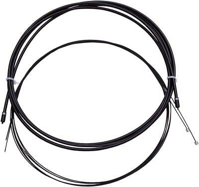 SRAM Slickwire Road/MTB 4mm Shift Cable and Housing Set, Black
