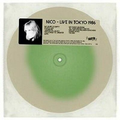 Nico ~ Live In Tokyo 1986 ~ Hand Numbered Ltd. Ed. Colour Vinyl Lp ~ New/sealed