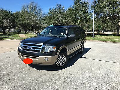 2014 Ford Expedition XLT 2014 Ford Expedition EL XLT Fully Loaded