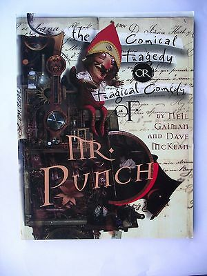 The Comical Tragedy of Mr Punch. Collectors Large Paperback  Oct 2006 Mint Con