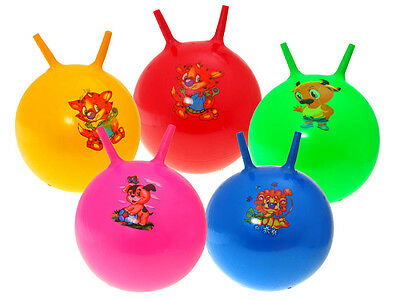 Toy Ball Jumper with ears to jump gift present for little girl children