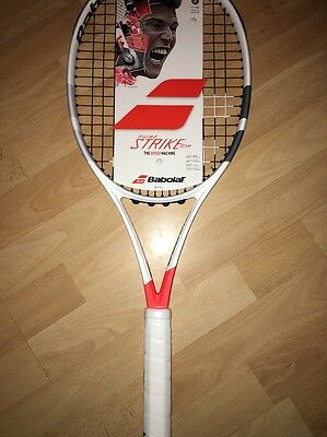 Brand New Babolat Pure Strike Team- Grip Size 4