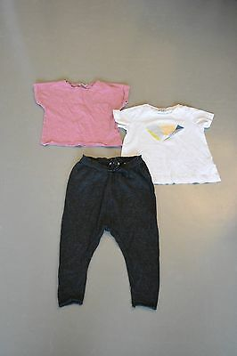 Small designer bundle of girls Cos clothes - 1/2 years