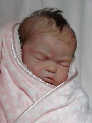 So Real~Doll Kit~Sold Out~L.e~Hattie By Cassie Brace~Not A Reborn Baby~Mimadolls