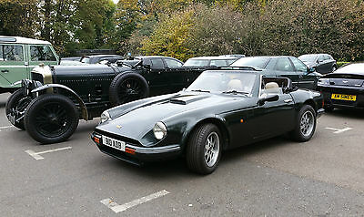 TVR S series S2 2.9 new MOT 53k miles many expensive upgrades, private reg