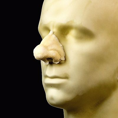 Rubber Wear Foam Latex Prosthetic - Extra Large Bulbous Nose FRW-066 - Makeup FX
