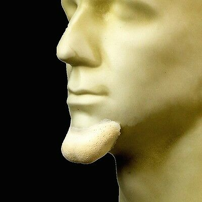 Rubber Wear Foam Latex Prosthetic - Large Witch Chin FRW-015 - Makeup FX