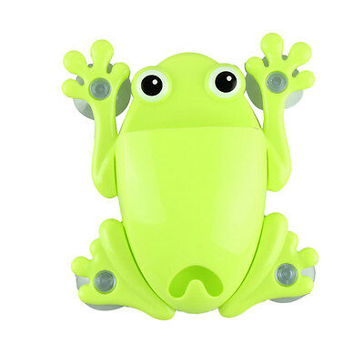 Lovely Frog Shape chuck suit ToothBrush Holder A Xmas