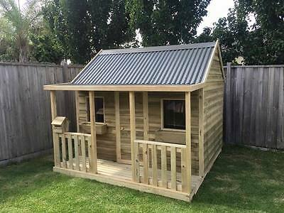 Country Cubbies - Country Cottage - Kid's Cubby House
