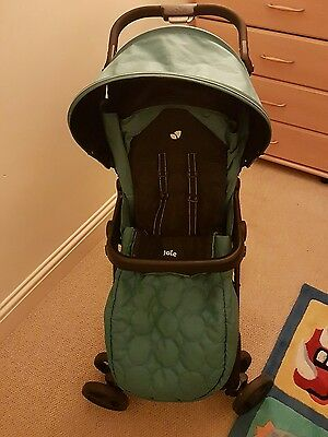 Joie Aire single stroller / buggy / pram / pushchair