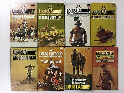 Louis L'Amour – 11 x Western Paperback Collection