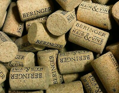 300 wine corks 1 winery new/used free US shipping